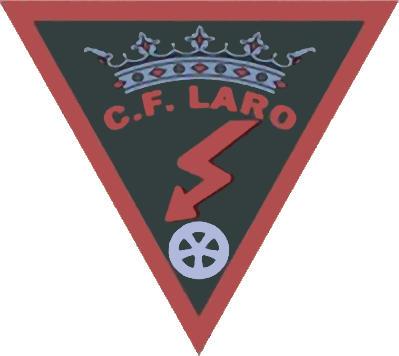 Escudo de C.F. LARO (GALICIA)