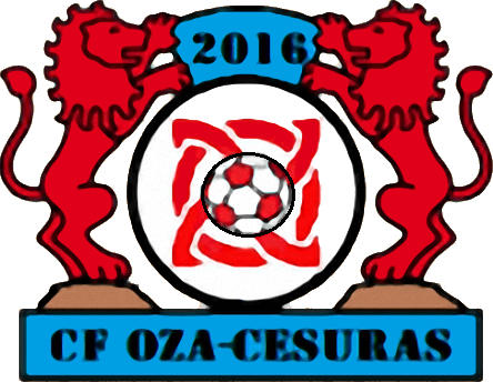 Escudo de C.F. OZA-CESURAS (GALICIA)