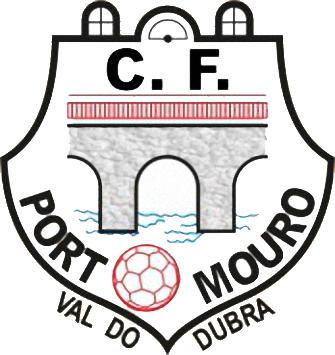 Escudo de C.F. PORTOMOURO (GALICIA)