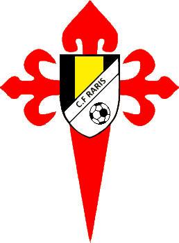 Escudo de C.F. RARÍS (GALICIA)