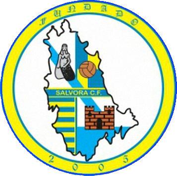 Escudo de C.F. SÁLVORA (GALICIA)