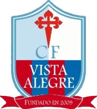 Escudo de C.F. VISTA ALEGRE (GALICIA)