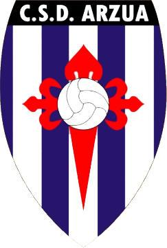 Escudo de C.S.D. ARZUA (GALIZA)