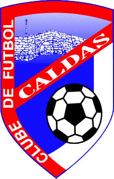 Escudo de CALDAS C.F. (GALICIA)