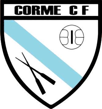 Escudo de CORME C.F. (GALICIA)