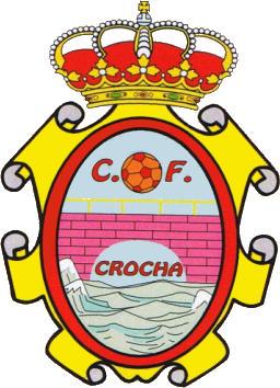 Escudo de CROCHA BALOMPÉ C.F.-2 (GALICIA)