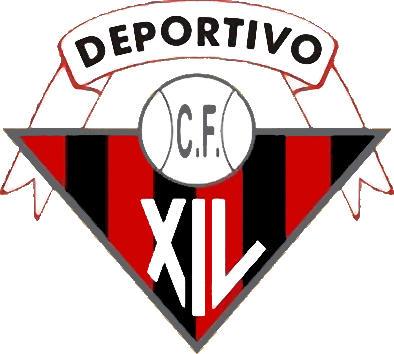 Escudo de DEPORTIVO XIL C.F. (GALICIA)