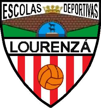 Escudo de E.D. LOURENZÁ (GALICIA)