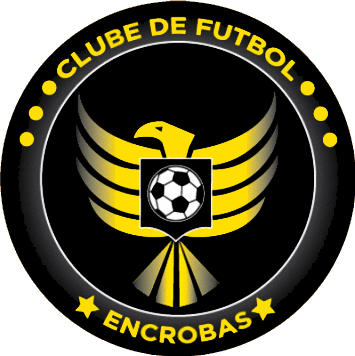 Escudo de ENCROBAS C.F. (GALICIA)