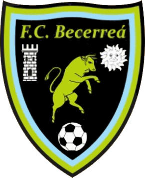 Escudo de F.C. BECERREÁ (GALICIA)
