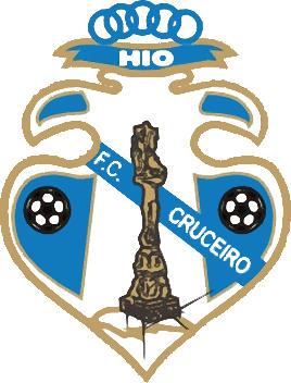 Escudo de F.C. CRUCEIRO DE HIO (GALIZA)