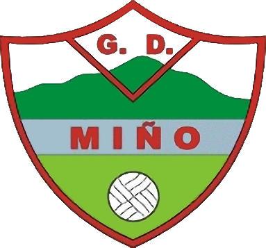 Escudo de G.D. MIÑO (GALICIA)