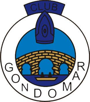 Escudo de GONDOMAR C.F. HASTA 2019 (GALICIA)