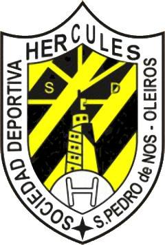 Escudo de HÉRCULES S.D. (GALICIA)