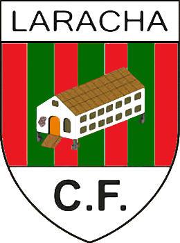 Escudo de LARACHA C.F. (GALICIA)