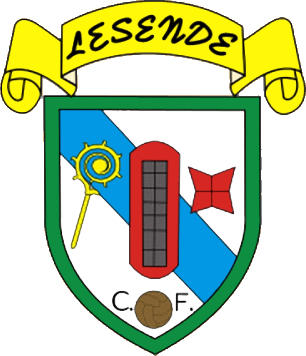 Escudo de LESENDE C.F. (GALIZA)