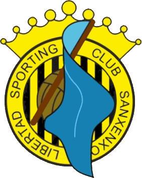Escudo de LIBERTAD SPORTING CLUB (GALICIA)