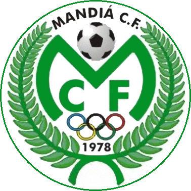 Escudo de MANDIÁ C.F. (GALIZA)