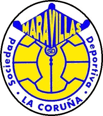 Escudo de MARAVILLAS S.D. (GALICIA)