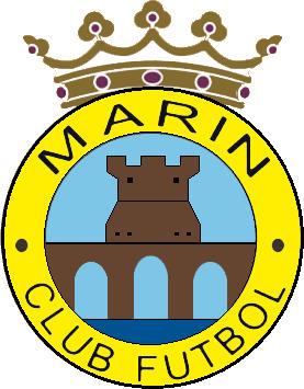 Escudo de MARIN C.F. (GALICIA)