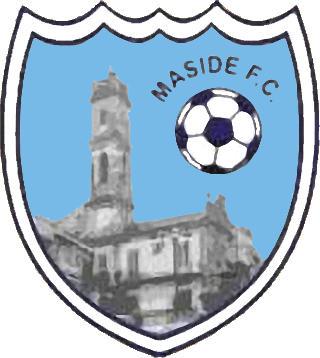 Escudo de MASIDE C.F. (GALICIA)