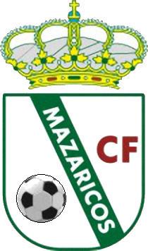 Escudo de MAZARICOS C.F. (GALIZA)