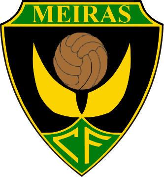 Escudo de MEIRÁS C.F. (GALICIA)