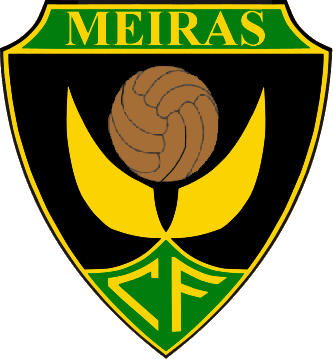 Escudo de MEIRÁS C.F. (GALIZA)