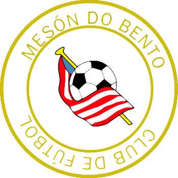 Escudo de MESÓN DO BENTO C.F. (GALICIA)