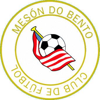 Escudo de MESON DO BENTO F.C. (GALICIA)