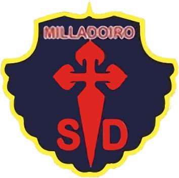 Escudo de MILLADOIRO S.D. (GALICIA)