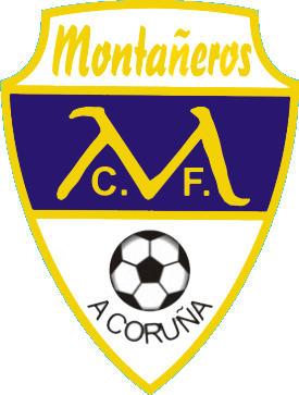 Escudo de MONTAÑEROS CF (GALICIA)