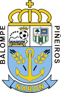 Escudo de NARON BALOMPIE PIÑEIROS (GALICIA)