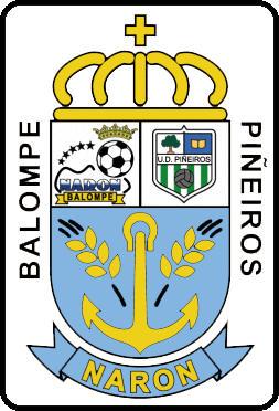 Escudo de NARON BALOMPIE (GALICIA)