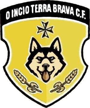 Escudo de O INICIO TERRA BRAVA C.F. (GALICIA)