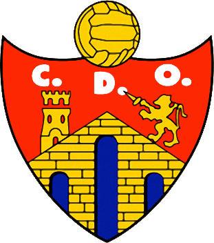 Escudo de ORENSE C.D. (GALICIA)