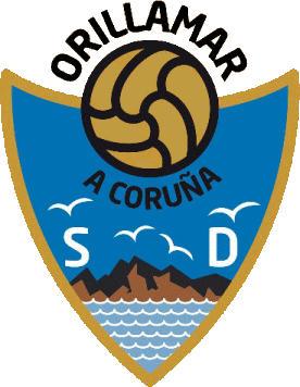 Escudo de ORILLAMAR S.D. (GALICIA)