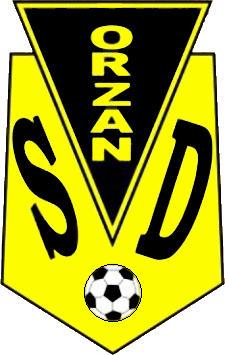 Escudo de ORZÁN S.D. (GALICIA)
