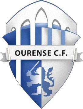 Escudo de OURENSE C.F. (GALICIA)