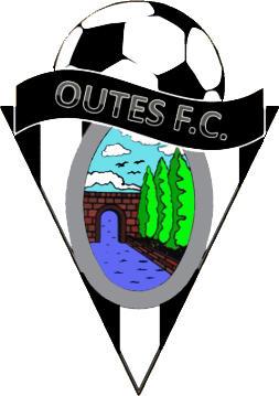 Escudo de OUTES F.C. (GALIZA)