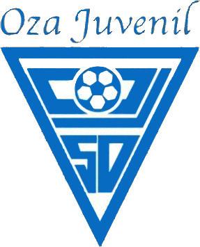 Escudo de OZA JUVENIL S.D. (GALICIA)