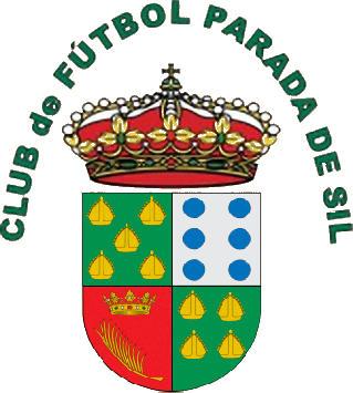 Escudo de PARADA DO SIL C.F. (GALICIA)