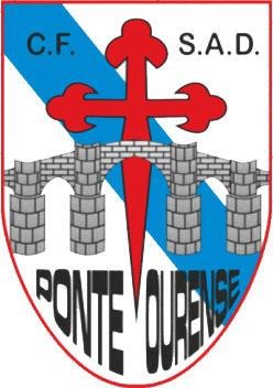 Escudo de PONTE OURENSE C.F. (GALICIA)