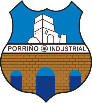 Escudo de PORRIÑO INDUSTRIAL (GALICIA)