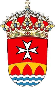 Escudo de PORTOMARIN C.F. (GALICIA)