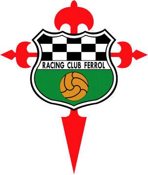 Escudo de RACING C. DE FERROL (GALICIA)