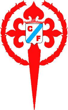 Escudo de RACING SAN LORENZO (GALICIA)