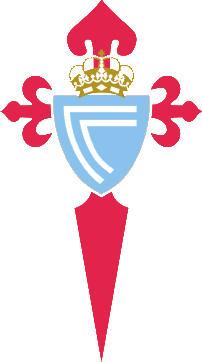 Escudo de REAL C. CELTA DE VIGO (GALICIA)