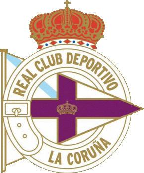 Escudo de REAL C. DEPORTIVO DE LA CORUÑA (GALICIA)