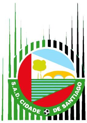 Escudo de S.A.D. CIUDAD DE SANTIAGO (GALICIA)